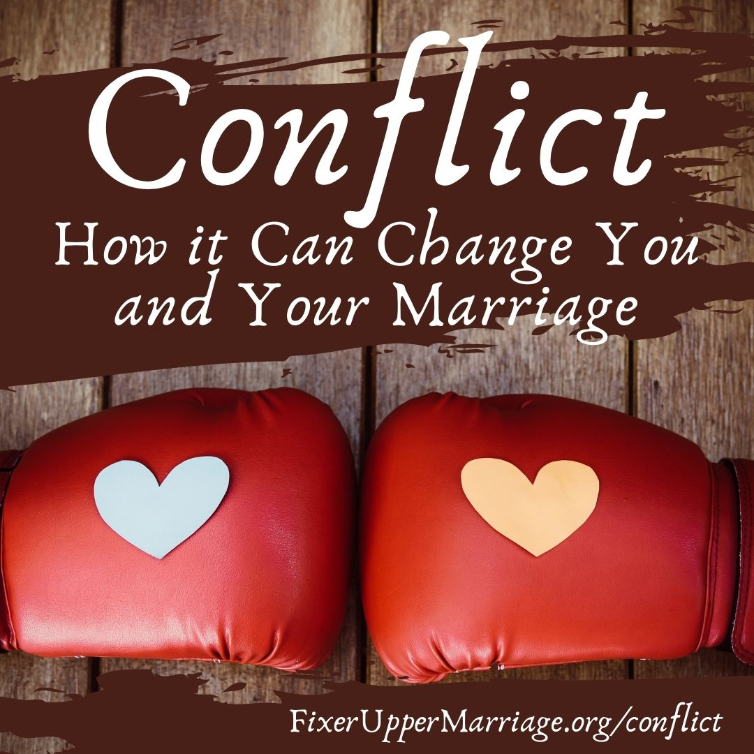 Read more about the article How Conflict Can Change You and Your Marriage